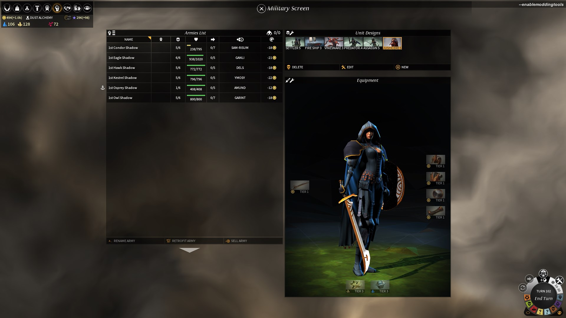Endless Legend Community Patch - Endless Legend