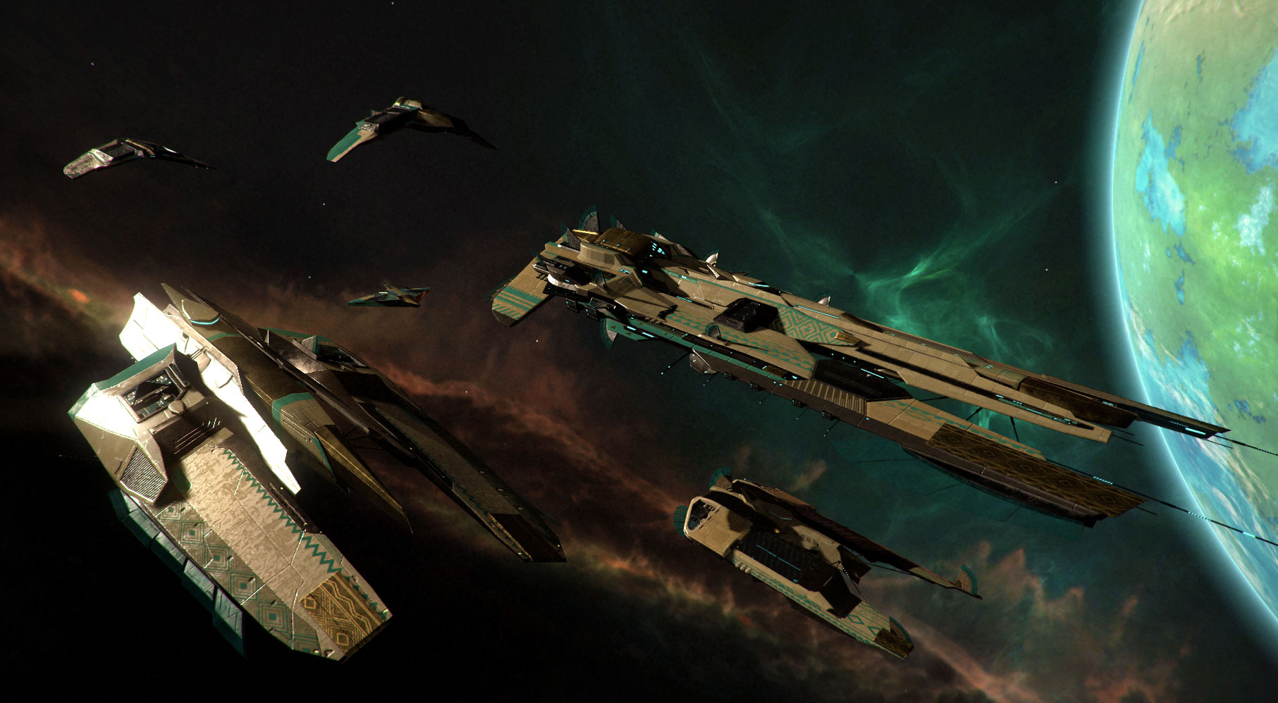 Endless Space  Building Stronger Ships