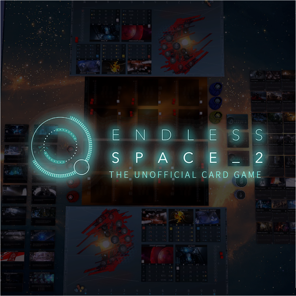 Endless Space 2 unofficial Card game  Release v 1 0 0