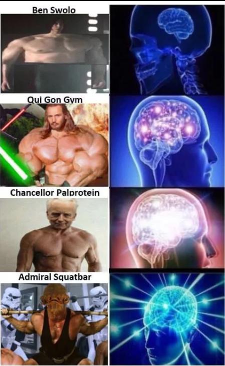 Qui Gon Gym