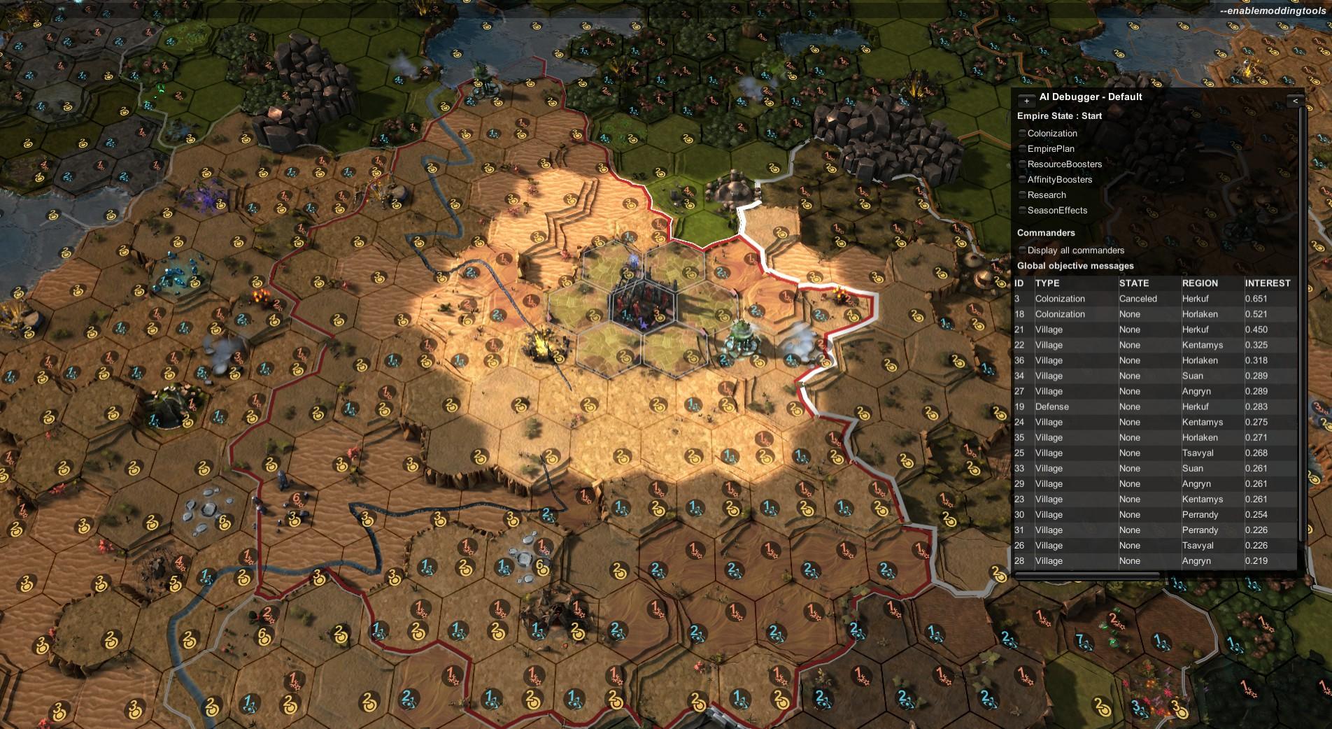 Endless Legend Community Patch - Endless Legend