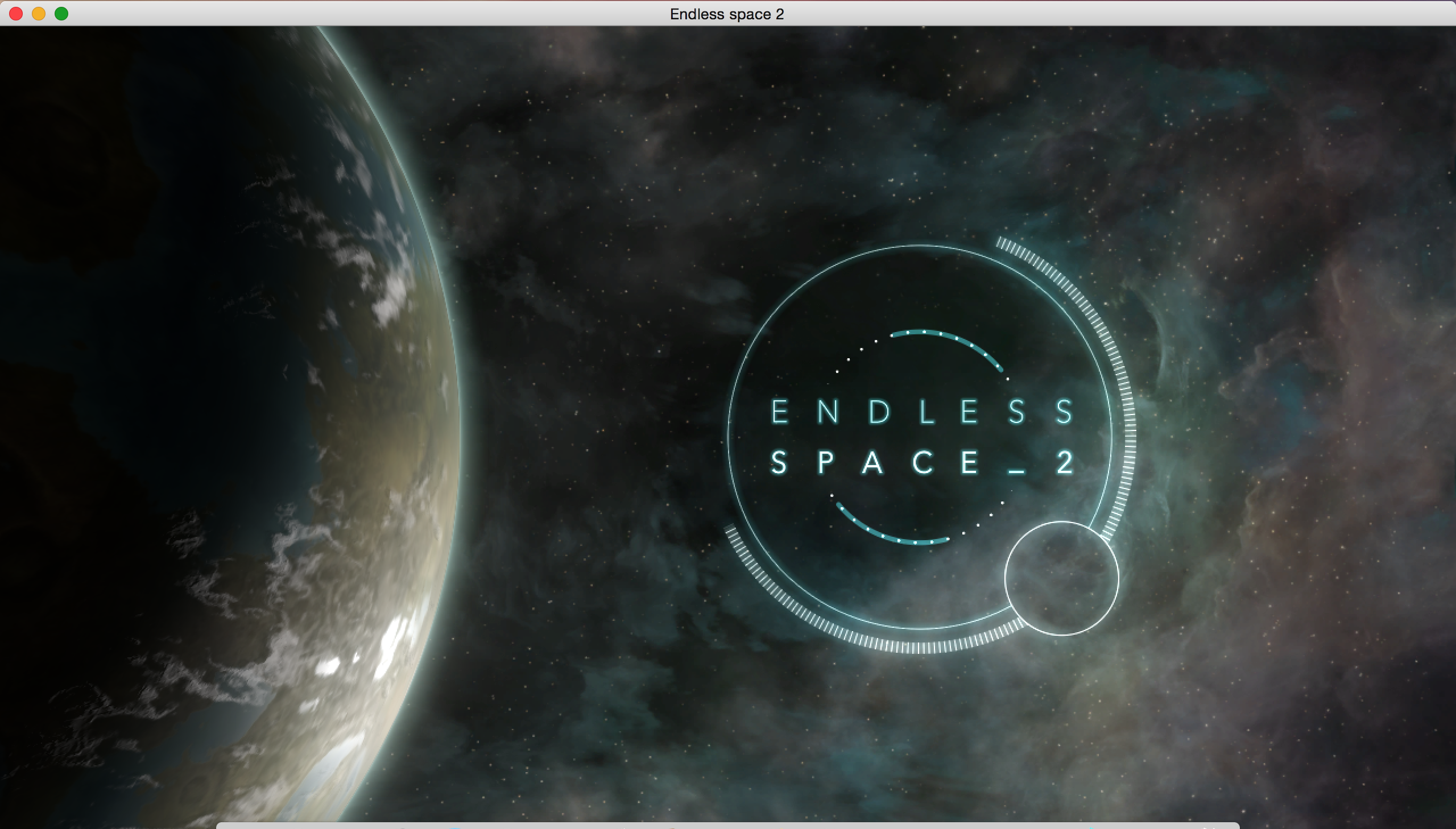 MAC] No text on main menu - Endless Space 2