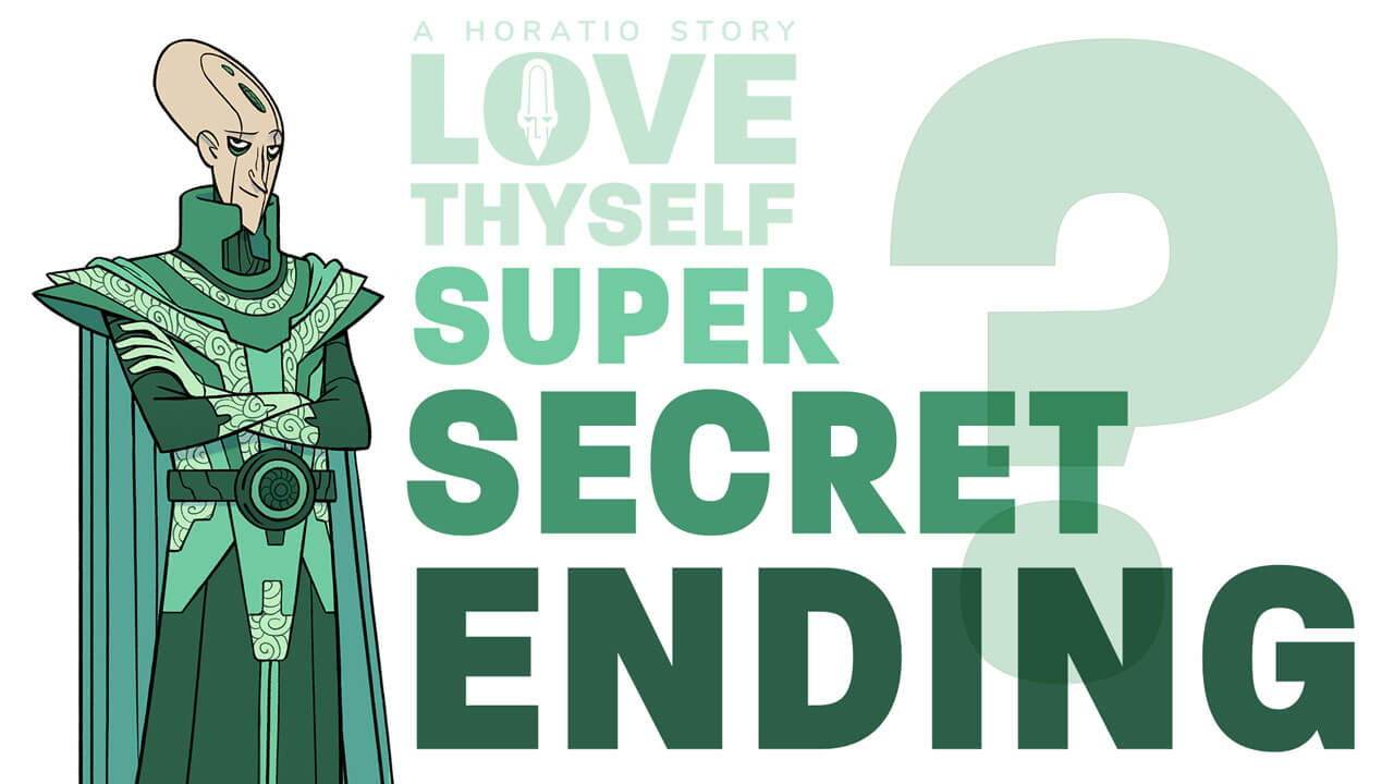 Love Thyself - Super Secret Ending