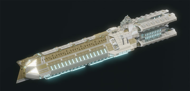 What is the Name of this Academy Flagship?